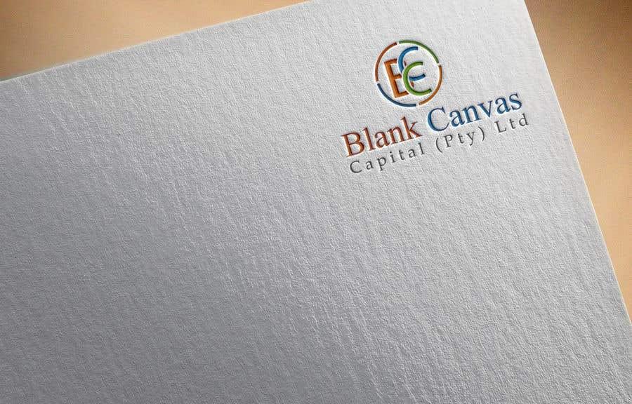 Inscrição nº 485 do Concurso para Blank Canvas Capital