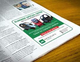 #23 pentru Graphic designing: Newspaper ad de către MDSUHAILK