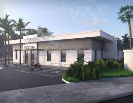 #8 cho Create a few 3d exterior renderings of an office building bởi hanni1