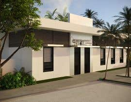 #7 cho Create a few 3d exterior renderings of an office building bởi Dasarine