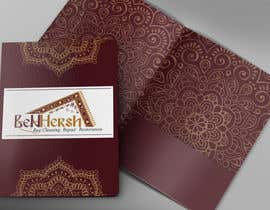 "#3 for Design a presentation folder for ""Ben Hersh rug cleaning"" by Darya5669"