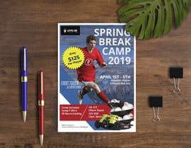 Rifatpial0 tarafından URGENT Flyer Design for Spring Break Soccer Camp için no 29