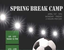 zubayerahamed98 tarafından URGENT Flyer Design for Spring Break Soccer Camp için no 39