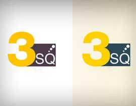 #88 para Logo Design for 3SQ por aswanthlenin