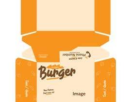 #38 cho DESIGN FOR BURGER BOX bởi akderia