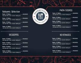 #2 for create a restaurant menu by TommyL246