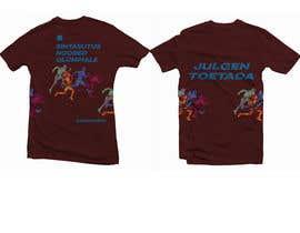 nº 104 pour Attention-grabber sports T-shirt for sports charity par TaharDs