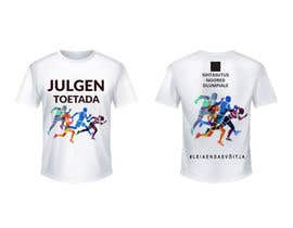 #126 for Attention-grabber sports T-shirt for sports charity by banglaamarmog96