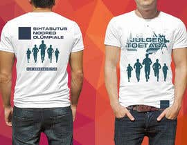 #123 for Attention-grabber sports T-shirt for sports charity by hasembd