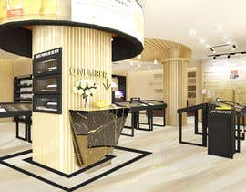 #17 for Design floor/carpet for bullion retail shop by aliaahammad
