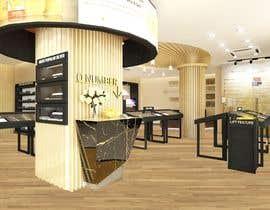 #18 for Design floor/carpet for bullion retail shop by NezaSpanovic