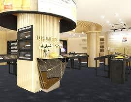 #9 for Design floor/carpet for bullion retail shop by Kironmahmud