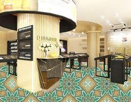 #3 for Design floor/carpet for bullion retail shop by tamilcube00