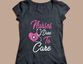 #30 untuk Nursing T-Shirt Design oleh MstParvin
