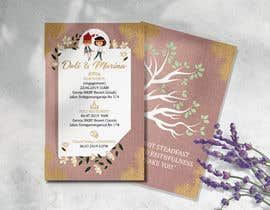 #12 para Design our Wedding Invitation por LanaZel