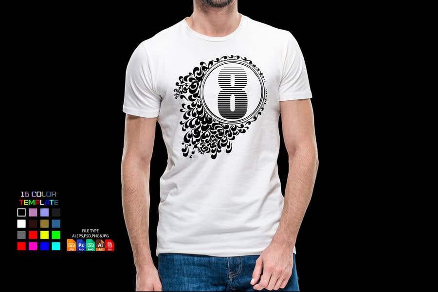 Kilpailutyö #35 kilpailussa T-Shirt Deisgn Competition