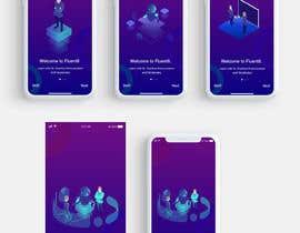 #12 para Design app screens - 3 screens only por Waliulah