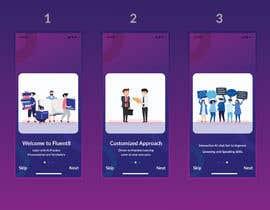 #2 para Design app screens - 3 screens only por kamruzzamanratan