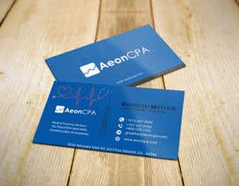#296 para Business Card re-design por uzzalhasan9696
