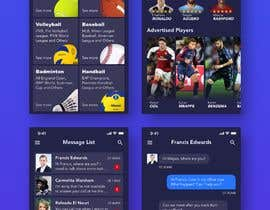 #13 cho App Design for Sports Scouting App bởi wayannst