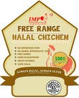 Graphic Design Inscrição do Concurso Nº29 para Graphic Design for US chicken label to be placed on bagged chicken