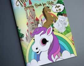 #24 cho Unicorn Activity Book Cover Ages 6-10 (Book 2) bởi sujonyahoo007