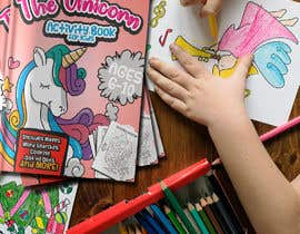 #7 cho Unicorn Activity Book Cover Ages 6-10 (Book 2) bởi AtlassDZ