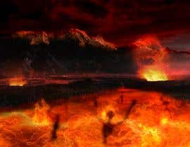 """#10 for Biblical Picture of """"Hell"""" by wanilala"""