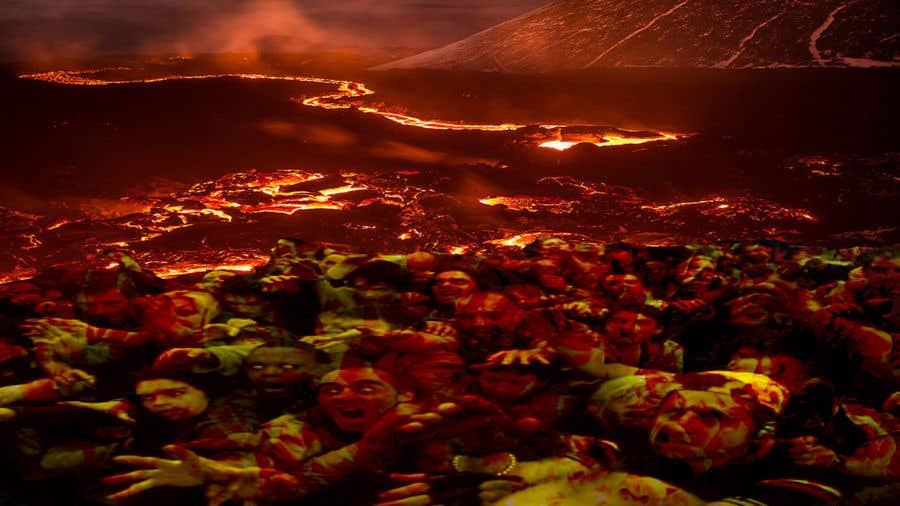 """Конкурсная заявка №6 для Biblical Picture of """"Hell"""""""