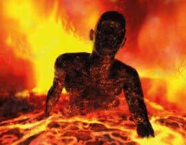 """#15 for Biblical Picture of """"Hell"""" by taniaroy0158"""