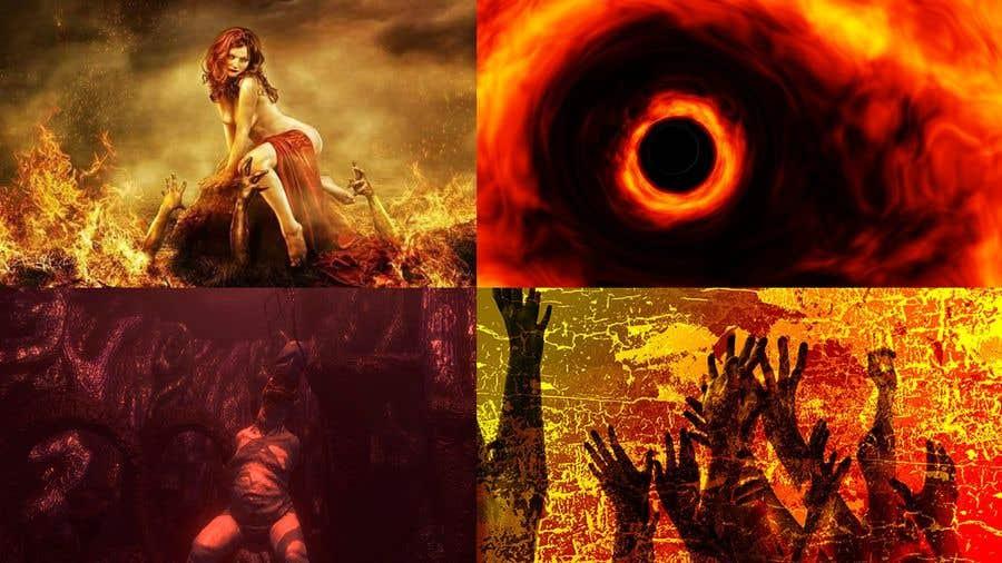 """Конкурсная заявка №19 для Biblical Picture of """"Hell"""""""