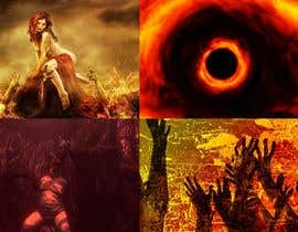 """#19 for Biblical Picture of """"Hell"""" by aliahsanace"""