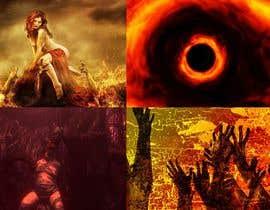 "#19 для Biblical Picture of ""Hell"" от aliahsanace"