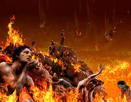 """#9 for Biblical Picture of """"Hell"""" by EfraimVF"""