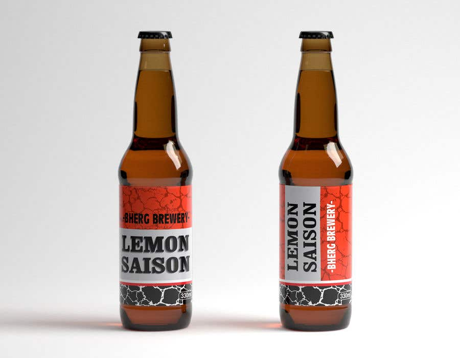 Proposition n°                                        37                                      du concours                                         Design a label for a beer bottle