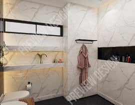 Nro 98 kilpailuun Small Bathroom Design käyttäjältä Danksa