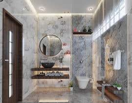 Nro 67 kilpailuun Small Bathroom Design käyttäjältä nehalhasemnh