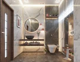 Nro 70 kilpailuun Small Bathroom Design käyttäjältä nehalhasemnh