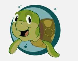 #65 para Turtle Face Illustration por tonydonbardo