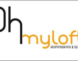 #7 para Diseñar un logotipo for Oh my loft de maguiman