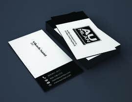 #352 untuk Business card and Logo design Round 2 oleh apple1839