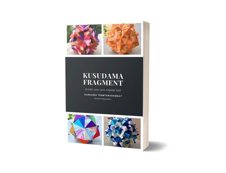 Kilpailutyö #32 kilpailussa Design kusudama book cover