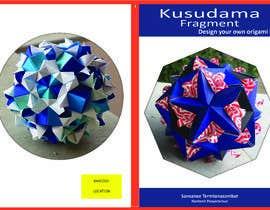 #39 for Design kusudama book cover by Ygull84