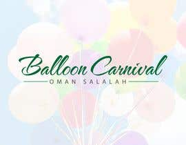 #600 for Creative logo needed for a Balloon Carnival by tiaratechies