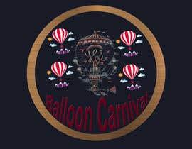 #613 for Creative logo needed for a Balloon Carnival by jamilmollah