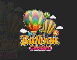 #611 for Creative logo needed for a Balloon Carnival by GoldenAnimations