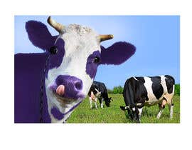 Nro 31 kilpailuun Turn a black cow into a purple cow käyttäjältä gerardolamus