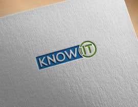 #256 for Company logo for KnowIT af mamun1412