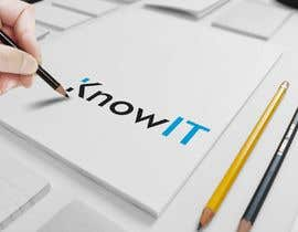 #378 for Company logo for KnowIT af iconetc