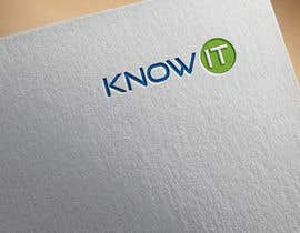 #196 for Company logo for KnowIT by niamartist